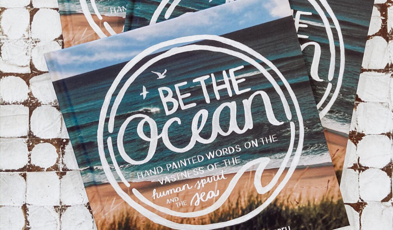 Be The Ocean Book Q&A
