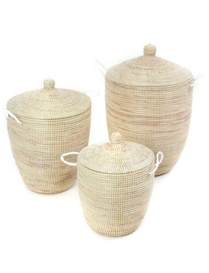 Ivory Hamper Set