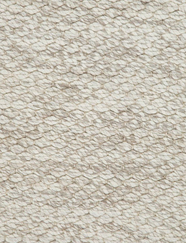Whisper White Wool Rug