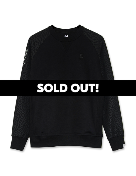 NVAYRK X CC Black Sweatshirt (Limited Edition)