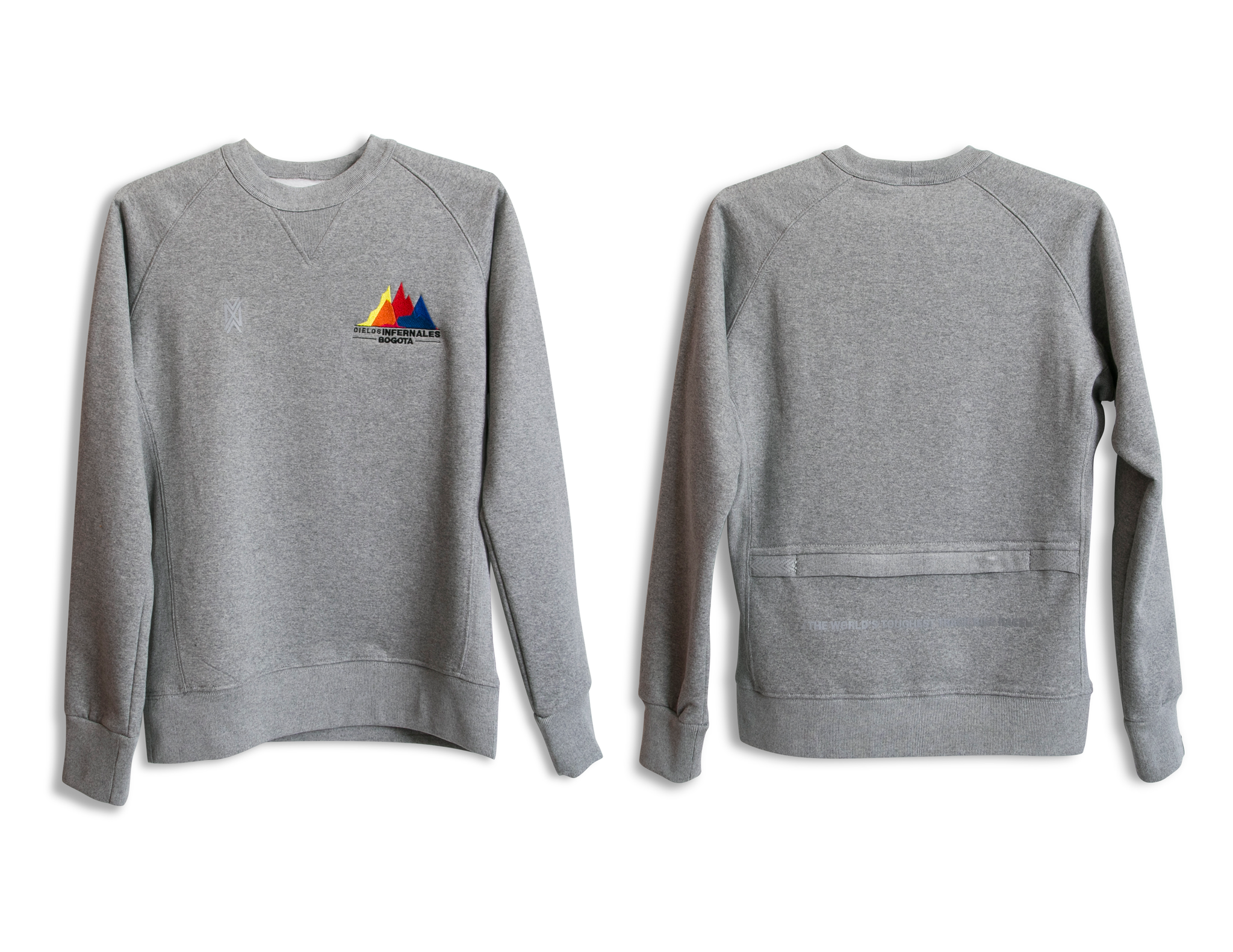 CIELOS INFERNALES X NVAYRK Sweatshirt (Limited Edition)