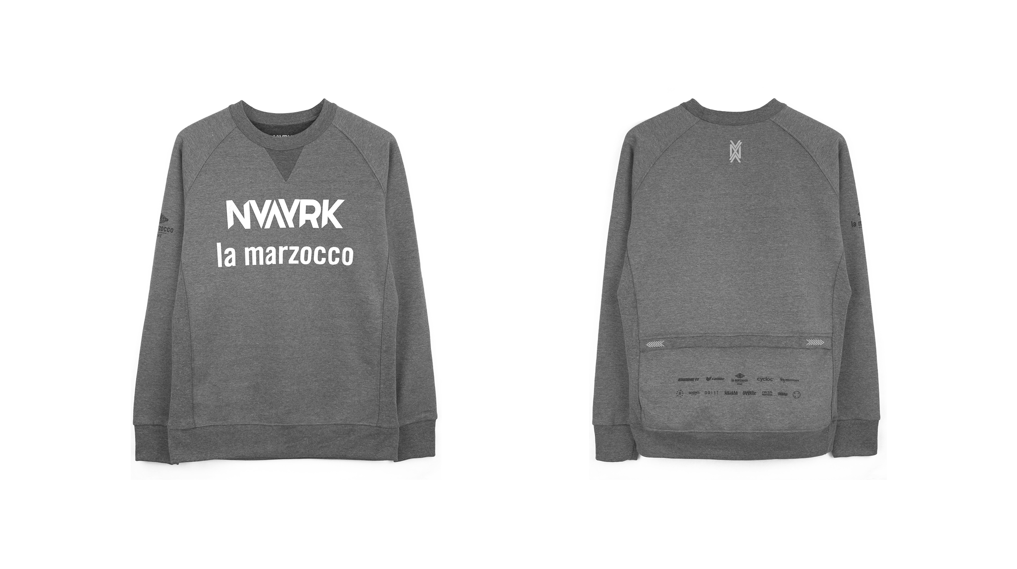 NVAYRK LA MARZOCCO Team Cycling Sweatshirt