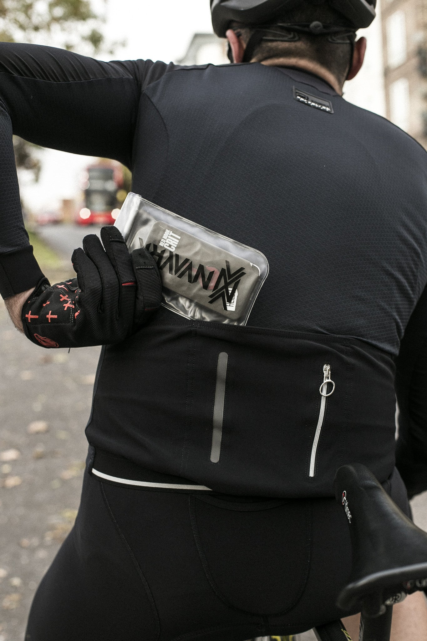 NVAYRK Cycling Wallet