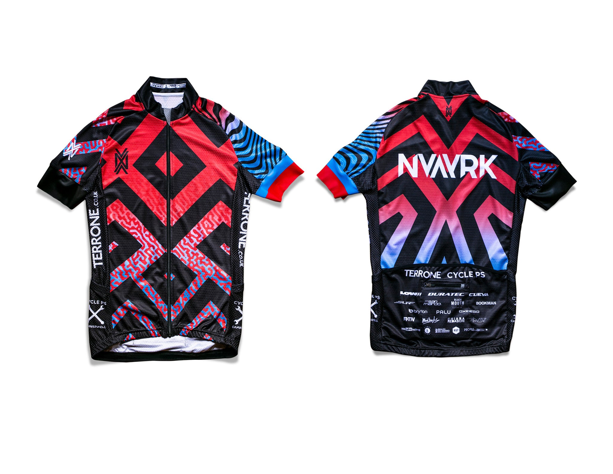 NVAYRK X Copete Cohete Cycling Kit