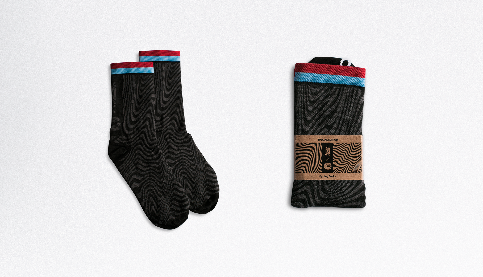 NVAYRK X CC Cycling Socks Vol. 2 (Limited Edition)