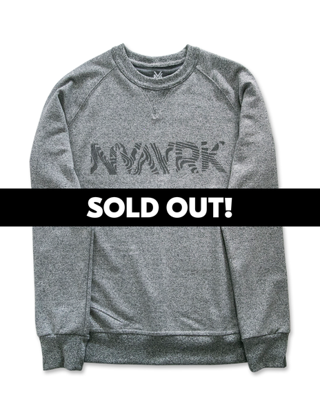 NVAYRK X CC Grey Sweatshirt (Limited Edition)