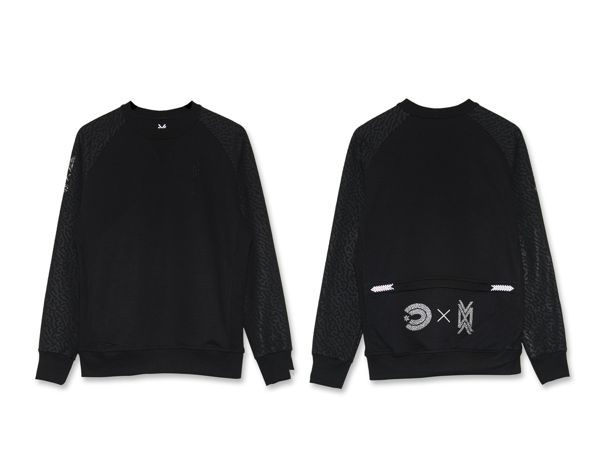 SWEATSHIRT CYCLING APPAREL NVAYRK