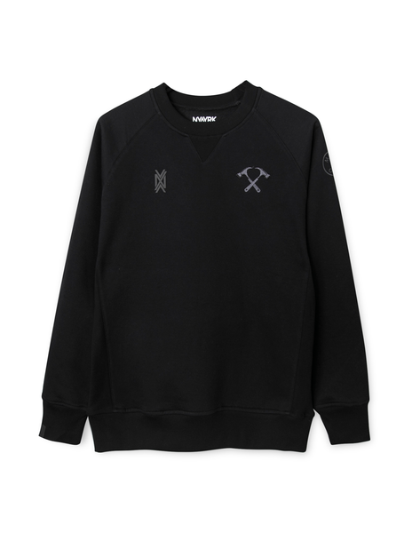 MUTO X NVAYRK Sweatshirt Limited Edition (Reflective)