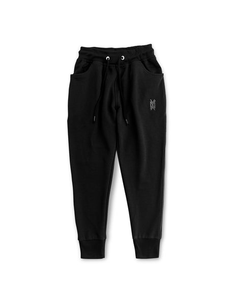Essentials Jogger Pants (Stretch) - Black