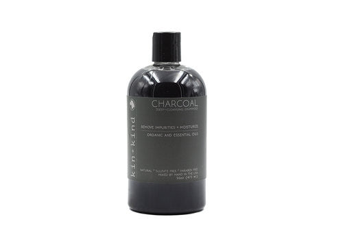 Kin + Kind Charcoal Deep Clean Shampoo
