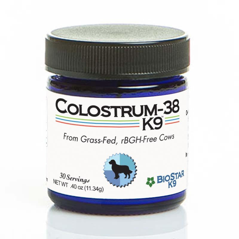 Colostrum - 38 Immune Support For Dogs