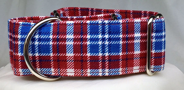 American Plaid Collar