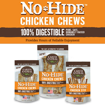 Earth Animal No-Hide Chicken Chew