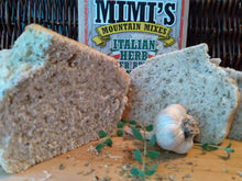 ITALIAN HERB BEER BREAD MIX IN A MITT GIFT SET