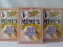 BEER SOFT PRETZEL MIX