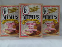 CINNAMON SPICE BEER COFFEE CAKE MIX IN A MITT GIFT SET