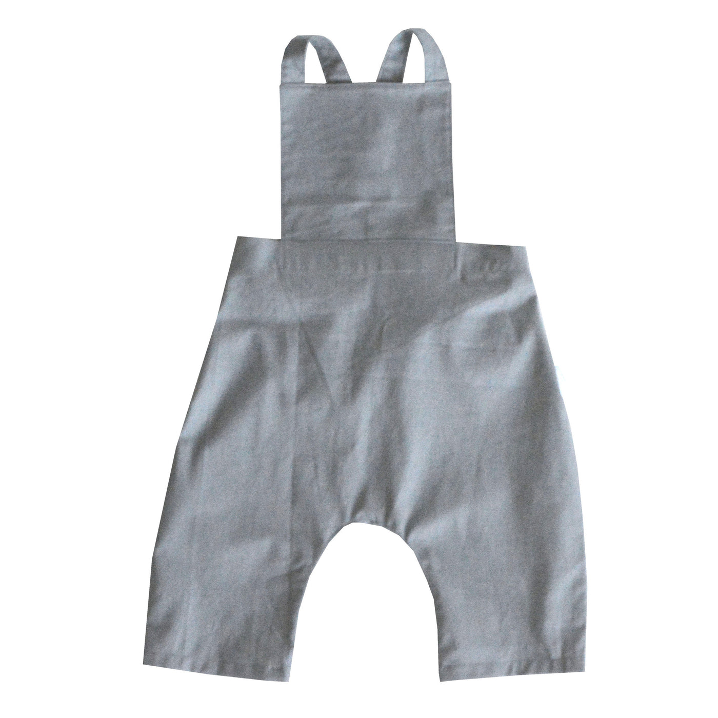 Grey Bay Overalls (last one, size 3-6 months)