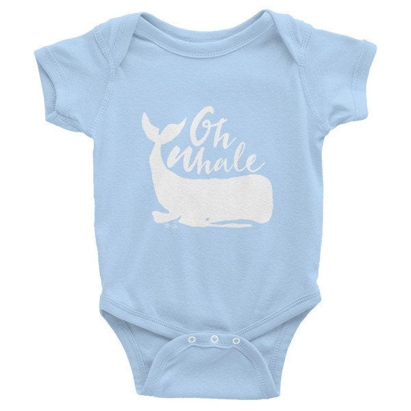 Oh Whale Onesie
