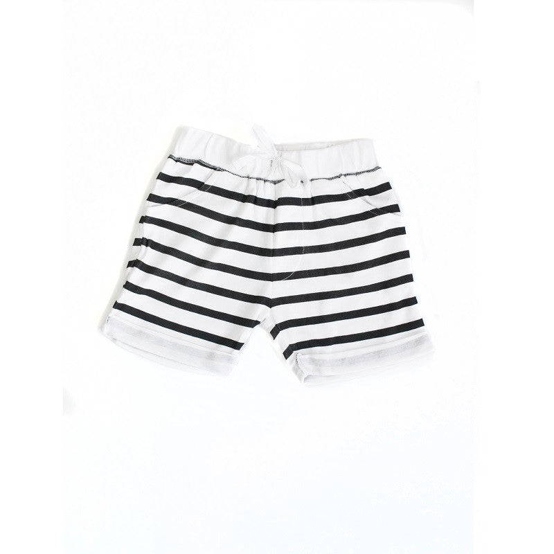 Breton Striped Shorts