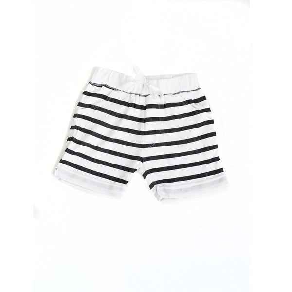 Breton Striped Shorts (last one, size 0-3 months)