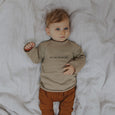 Toffee Leggings (last one, size 0-3 months)
