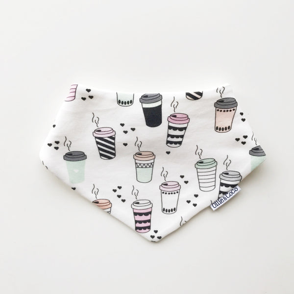 Coffee Love Bib
