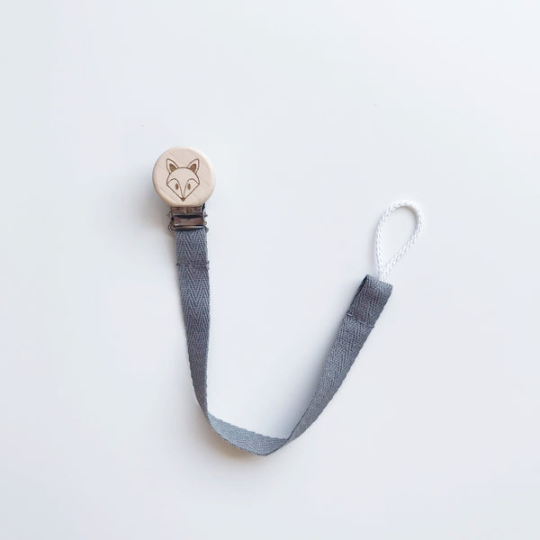 Grey Fox Cotton Dummy Clip