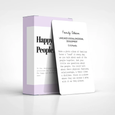 Happy Little People Card Deck - The Second Year