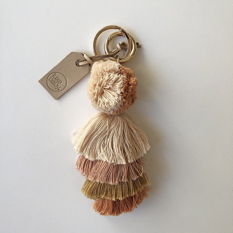 Earth Luxe MAMA Keyring