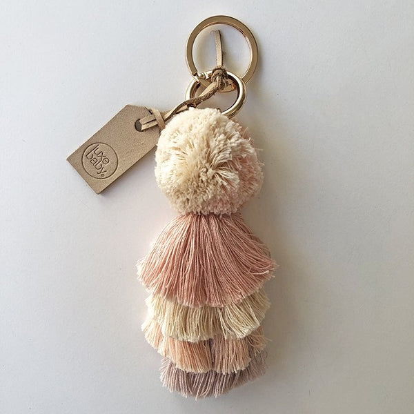 Peachy Luxe MAMA Keyring