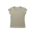 Olive T-shirt (last one, size 3-6 months)