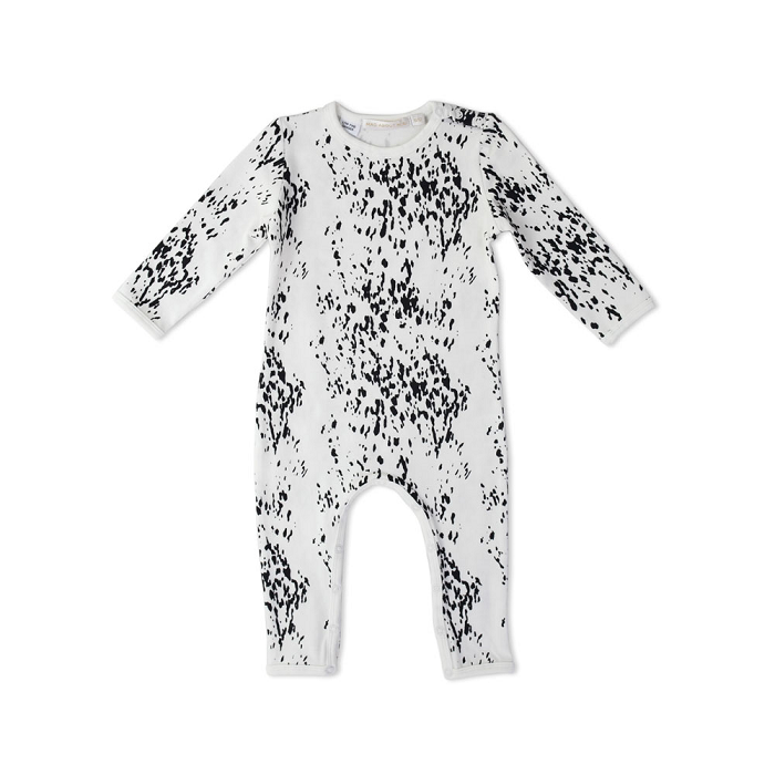 Sea Leopard Snow Jumpsuit