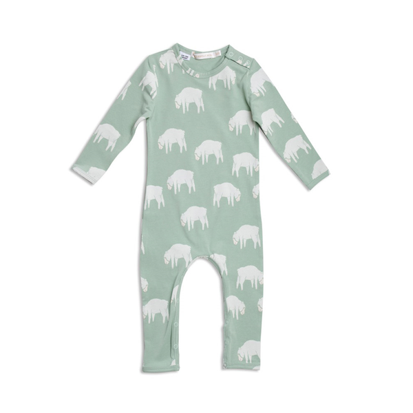 Counting Sheep Jumpsuit (last one, 3-6 months)