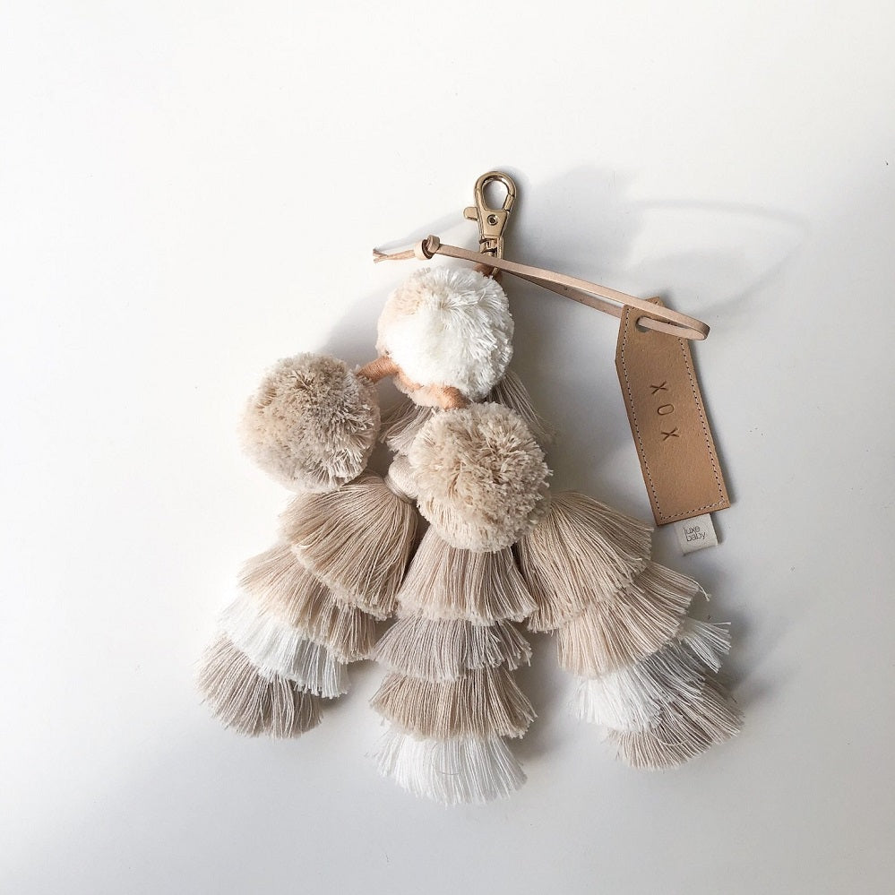 Natural Luxe MAMA Tassel