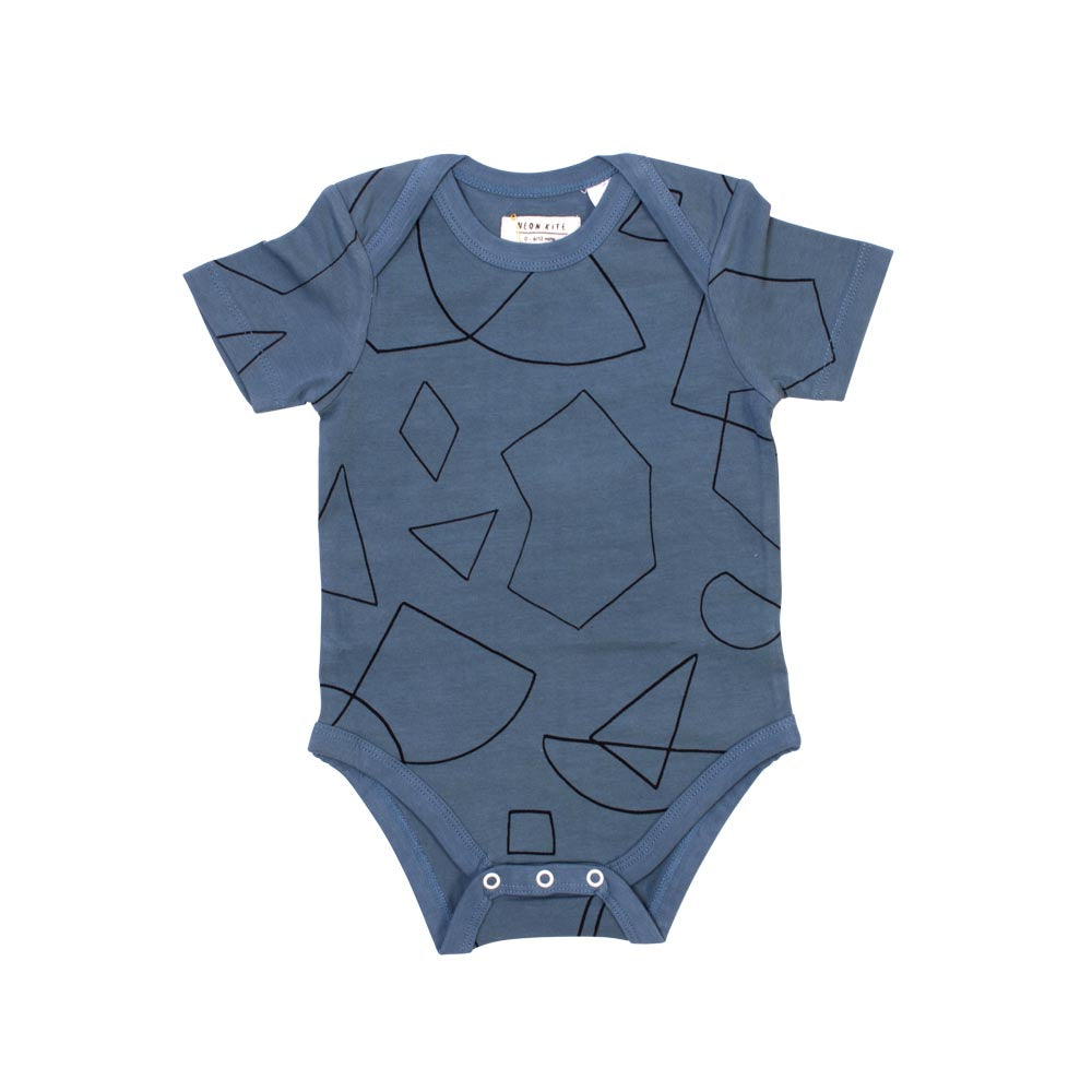 Pentimento Blue Bodysuit (last one, size 1 year)