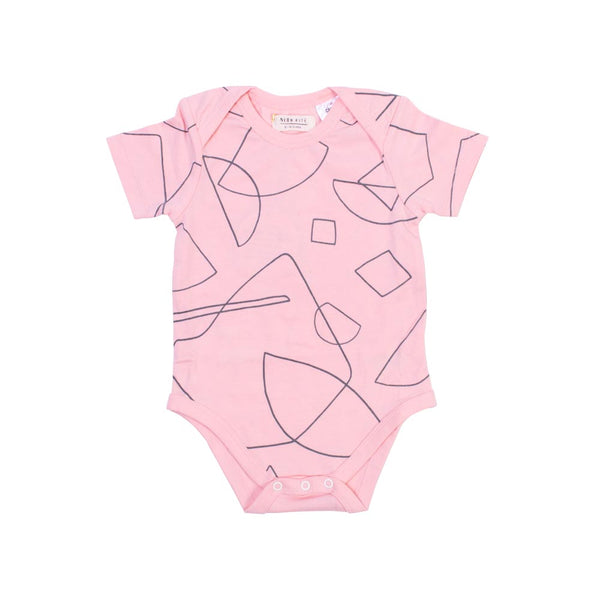 Pentimento Pink Bodysuit (last one, size 0-3 months)