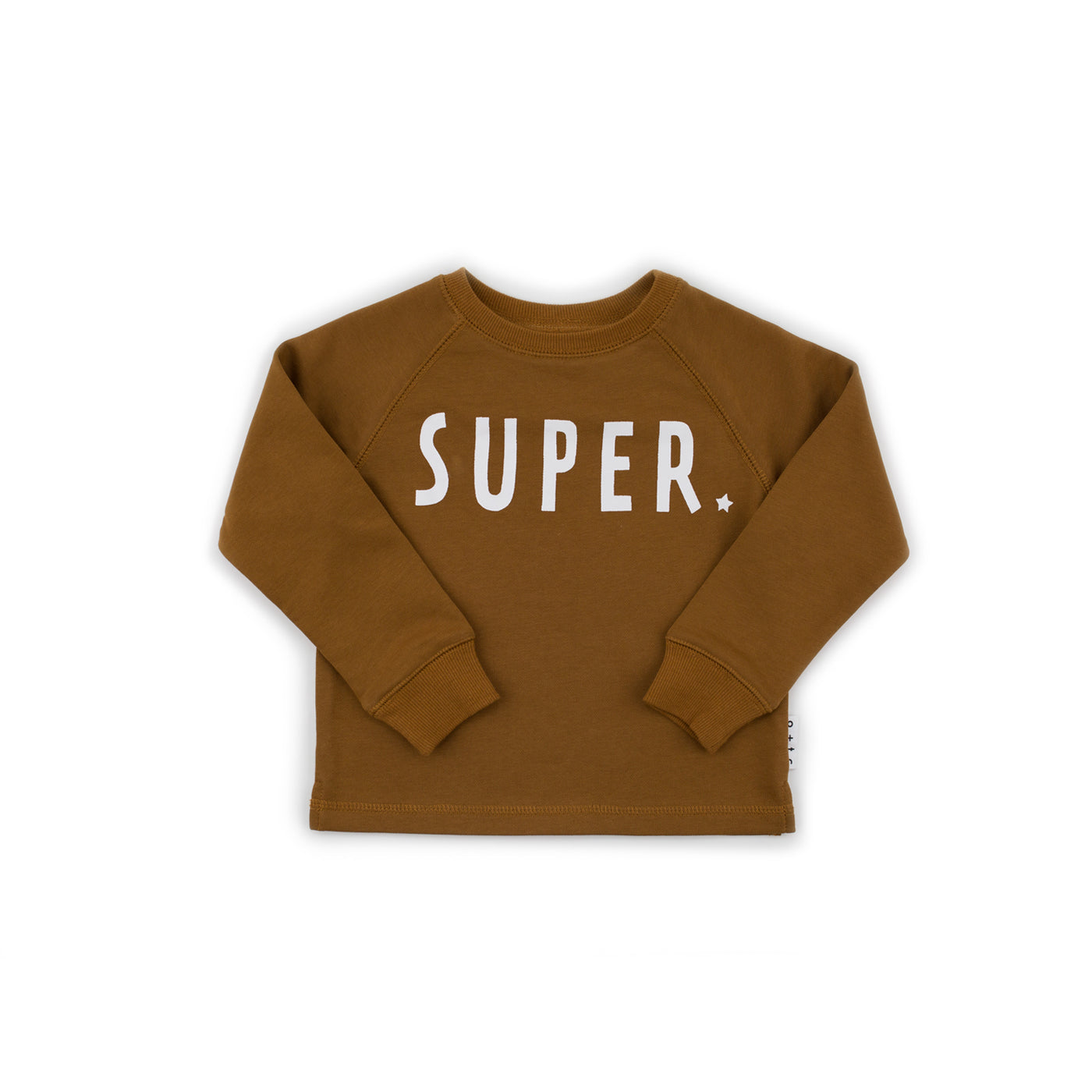 49ba37efb2fd Olive + The Captain - Superstar Jumper – Small Supply Co.