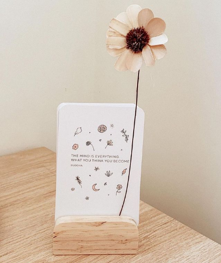 Pregnancy and Birth Affirmation Cards
