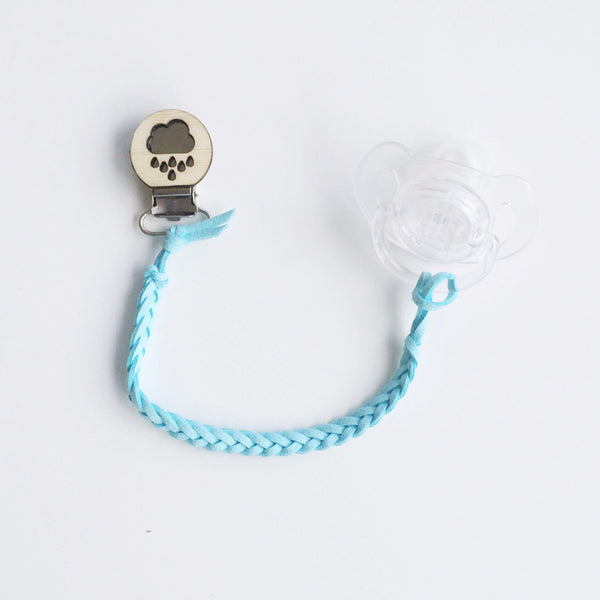 Sky Blue Cloud Dummy Clip