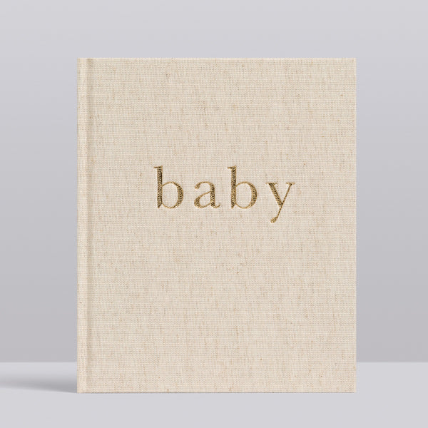 Baby - The First Year of You (boxed journal)