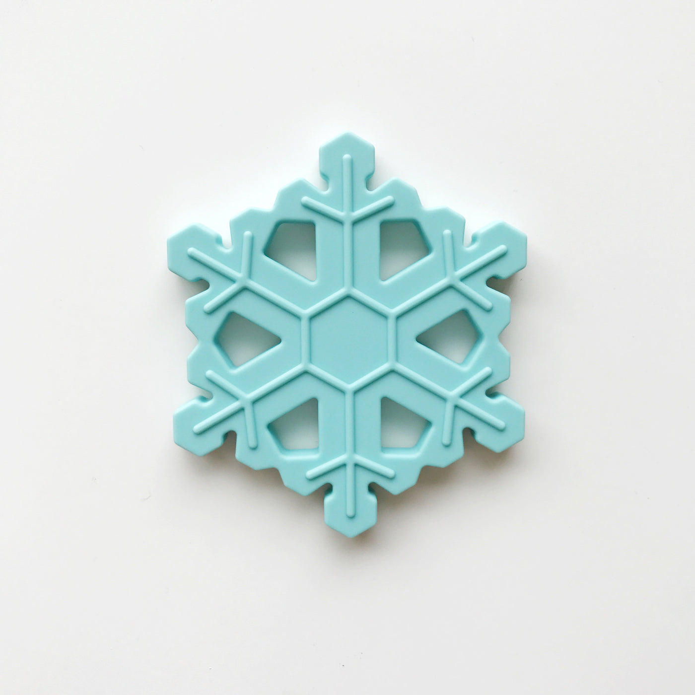 Snowflake Teether