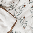 Muslin Heirloom Blanket