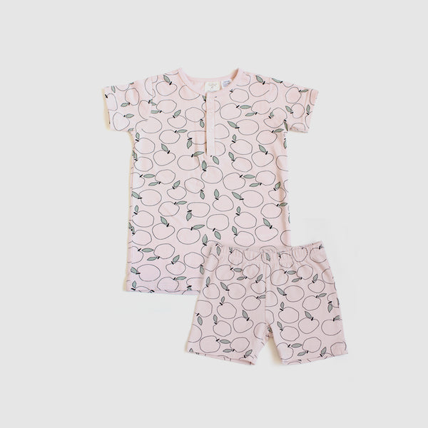 Peachy Summer PJ Set