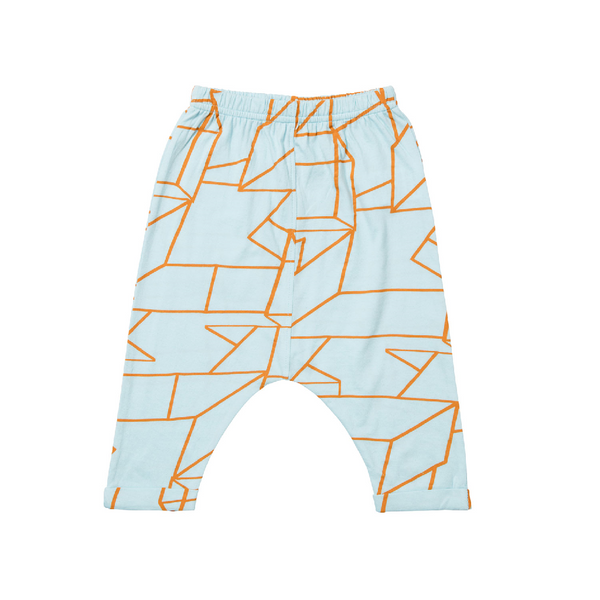Geo Print Pants (last one, size 18-24 months)