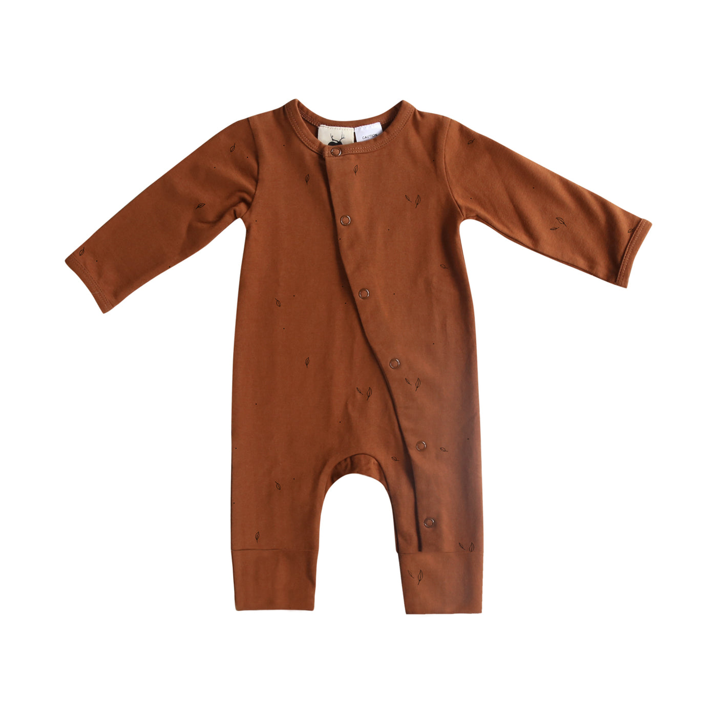 Toffee Romper (last one, size 0-3 months)