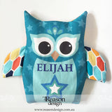 Blue owl heat pack
