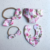 Small Doll Nappy & Bib Sets