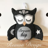 Night time owl rattle
