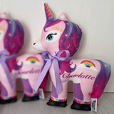 Unicorns - personalised & ready to ship