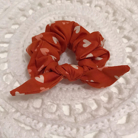 Small Top Knot Scrunchies